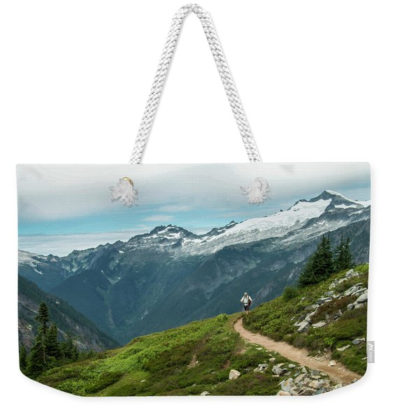 Getting Better All The Time.... Weekender Tote Bag