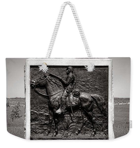 Gettysburg National Park 9th New York Cavalry Monument Weekender Tote Bag