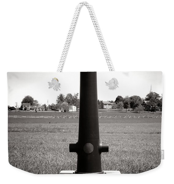 Gettysburg National Park Army Of The Potomac Headquarters Monument Weekender Tote Bag