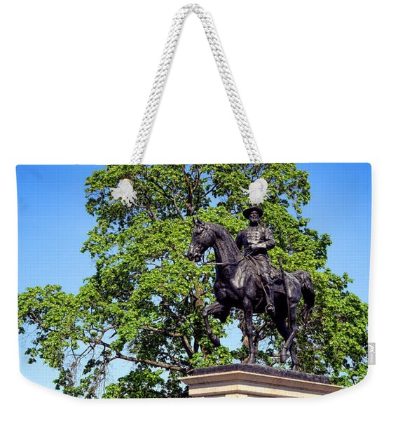 Gettysburg National Park John Fulton Reynolds Memorial Weekender Tote Bag