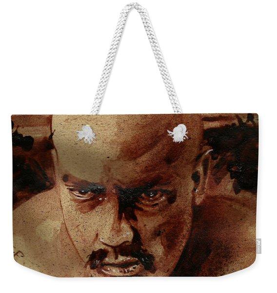 Gg Allin Weekender Tote Bag