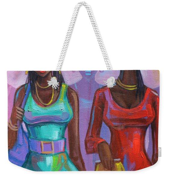 Ghana Ladies Weekender Tote Bag