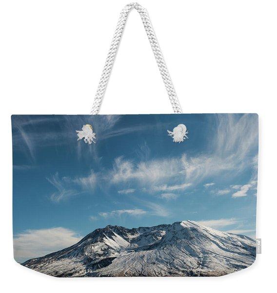 Ghost Clouds Weekender Tote Bag