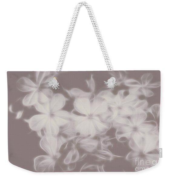 Ghost Flower - Souls In Bloom Weekender Tote Bag