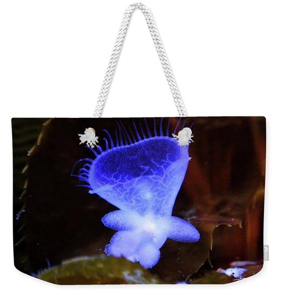 Ghost Heart Weekender Tote Bag