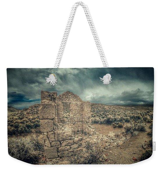 Ghosts  Weekender Tote Bag