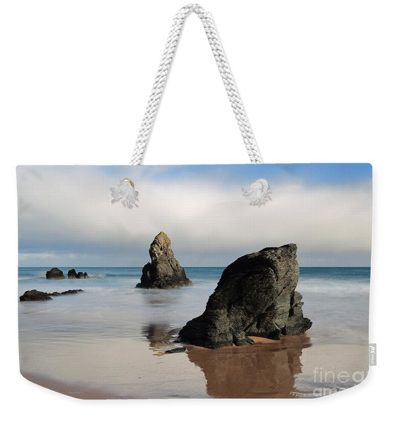 Giants On Sango Bay Weekender Tote Bag
