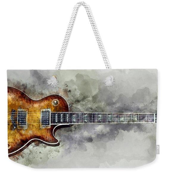 Gibson Les Paul  Weekender Tote Bag