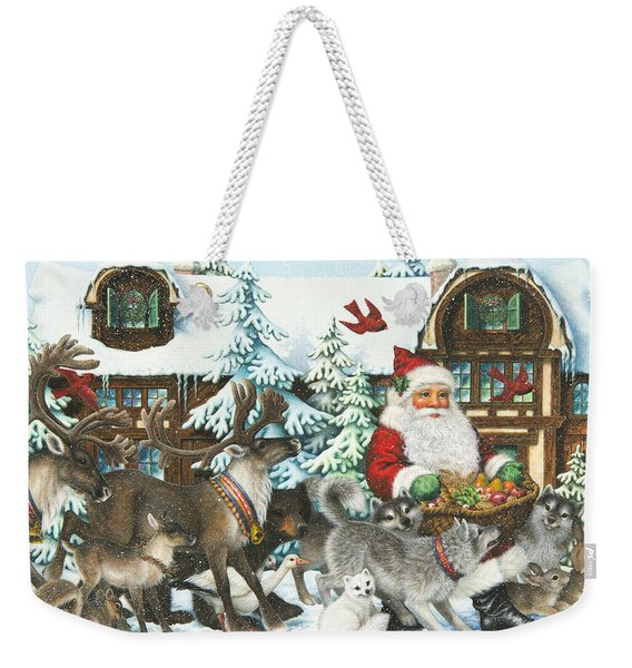 Gifts For All Weekender Tote Bag