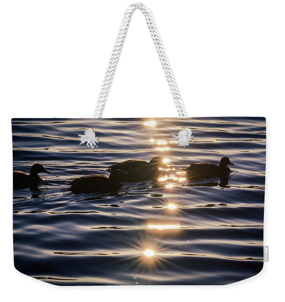 Gifts Of Sunshine Weekender Tote Bag