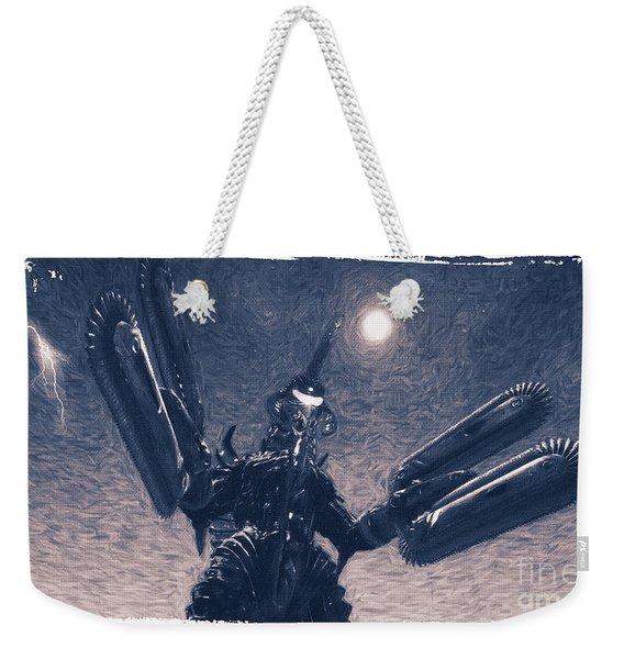 Gigan Weekender Tote Bag