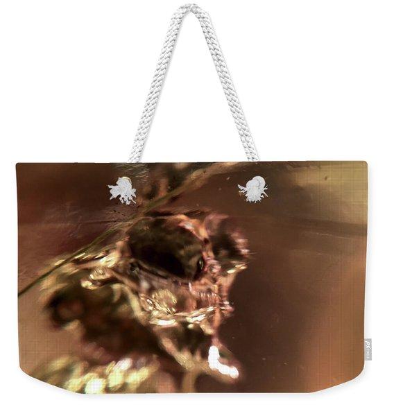 Giger Flower, A Monster Weekender Tote Bag