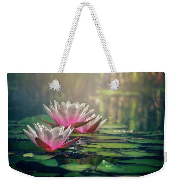 Gilding The Lily Weekender Tote Bag