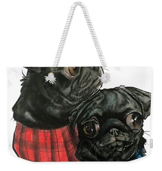 Giles 3540 Weekender Tote Bag