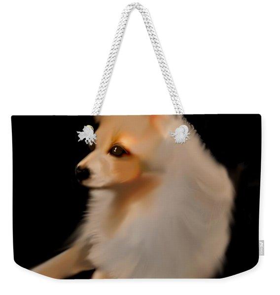 Ginger Weekender Tote Bag