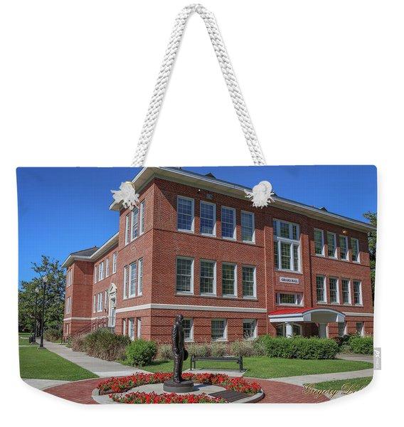 Girard Hall Day Shot Weekender Tote Bag