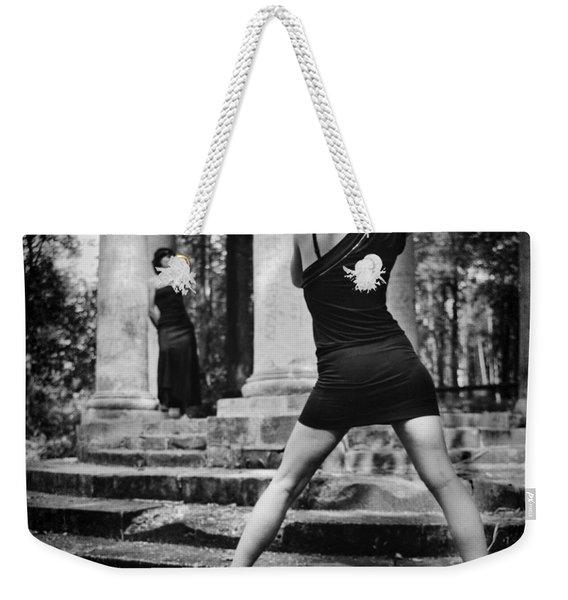 Girl #331822 Weekender Tote Bag