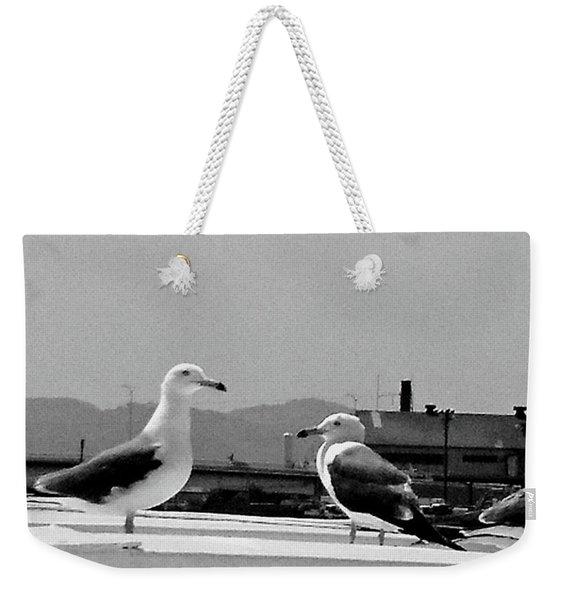 Girlfriends Weekender Tote Bag