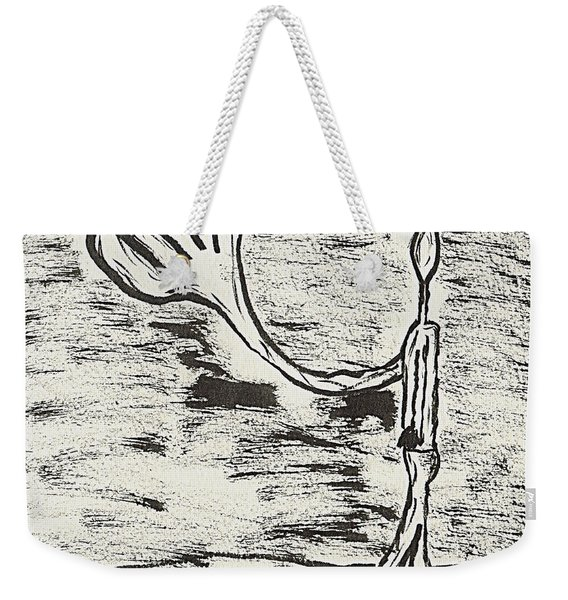Give Me A Hand Weekender Tote Bag
