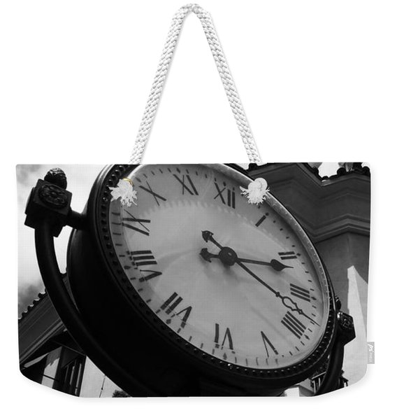 Given And Taken Weekender Tote Bag