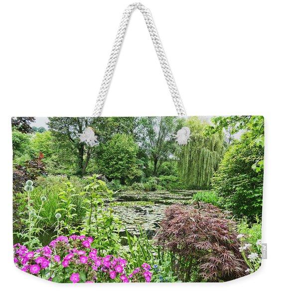 Giverny 1 Weekender Tote Bag