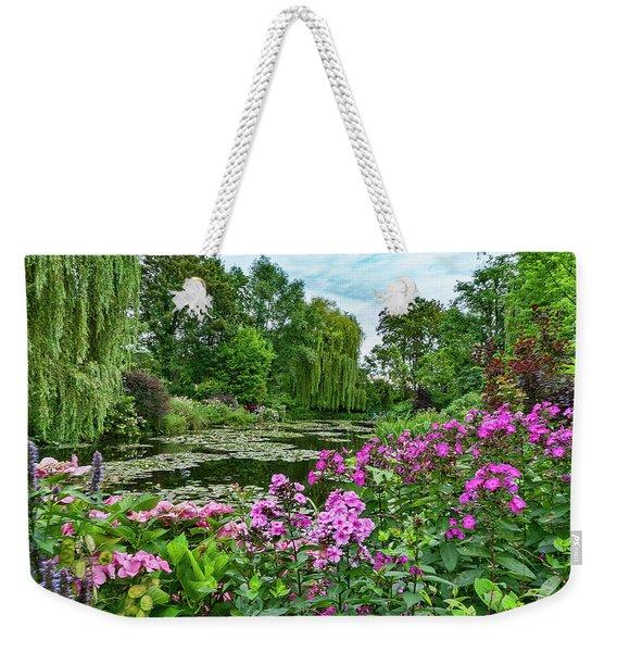 Giverny 10 Weekender Tote Bag