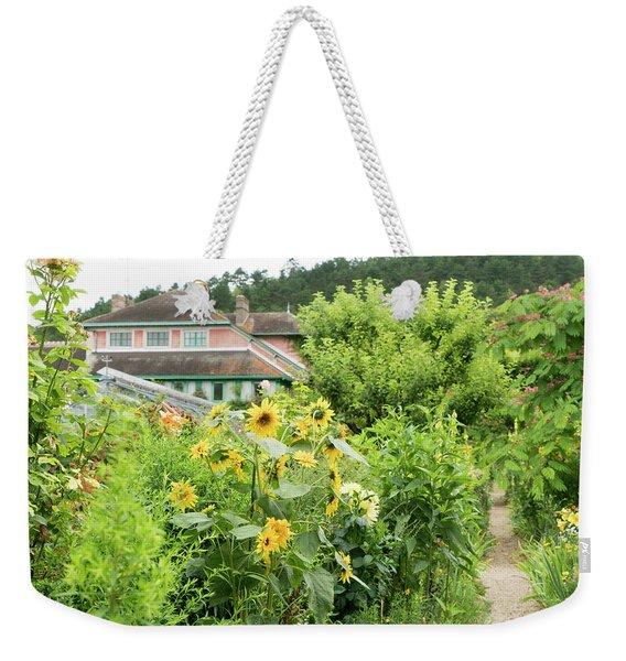 Giverny 5 Weekender Tote Bag