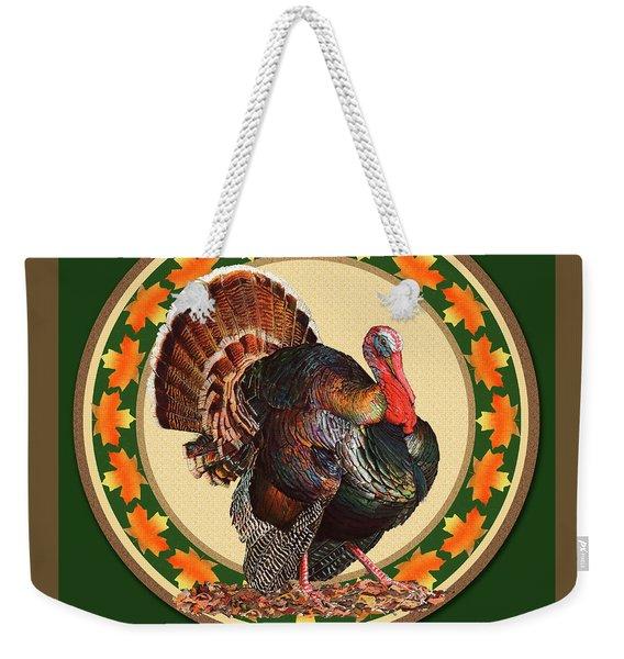 Giving Thanks Weekender Tote Bag