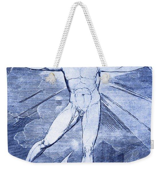 Glad Day By William Blake Weekender Tote Bag