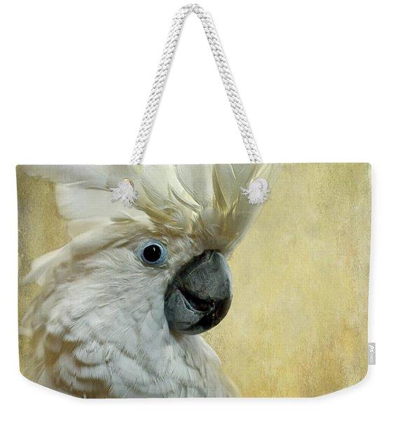 Glamour Girl Weekender Tote Bag