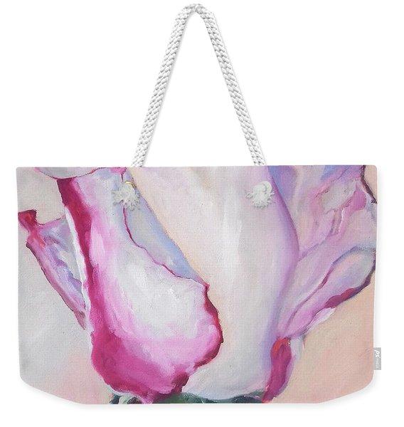 Glamour Roses IIi Weekender Tote Bag