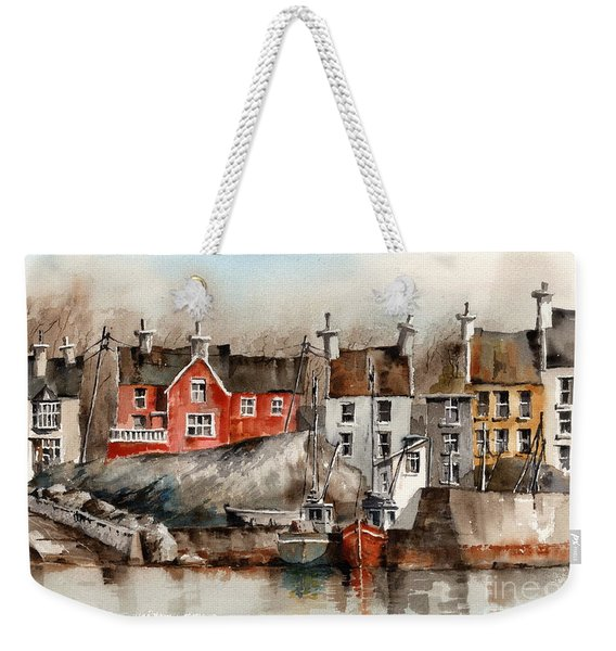Glandore Harbour, Cork... X111 Weekender Tote Bag