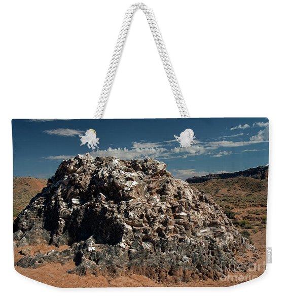 Glass Mountain Capital Reef National Park Weekender Tote Bag