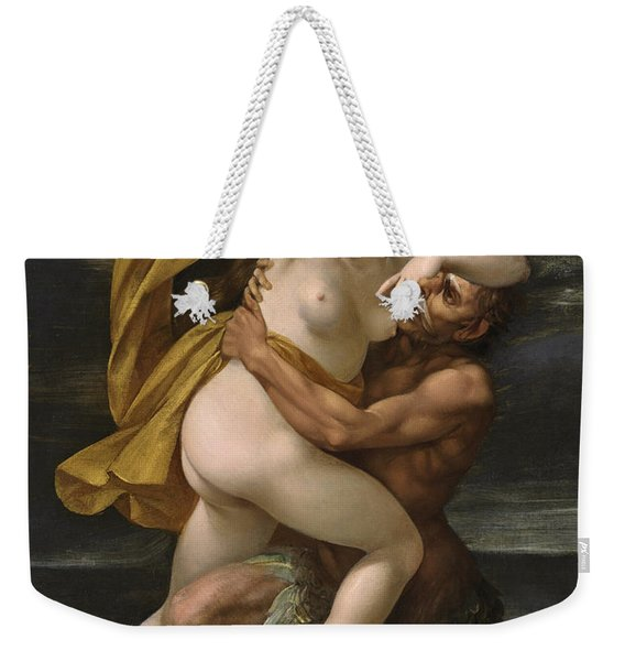 Glaucus Abducting Syme Weekender Tote Bag