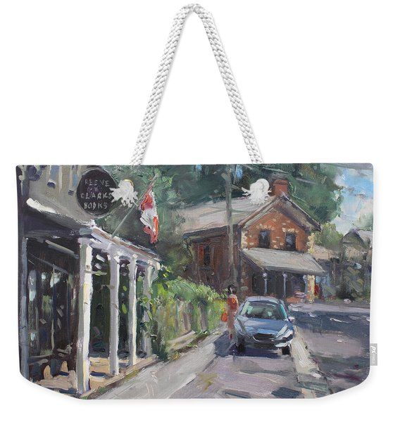 Glen Williams Ontario Weekender Tote Bag