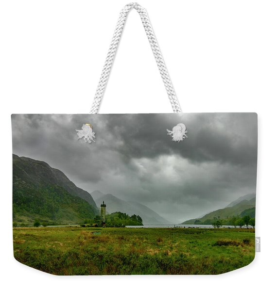 Glencoe, Scotland Weekender Tote Bag