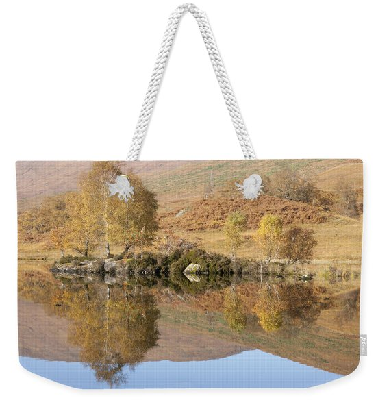 Glengarry Reflection Weekender Tote Bag
