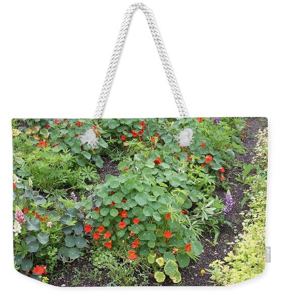 Glenveagh Castle Gardens 4278 Weekender Tote Bag