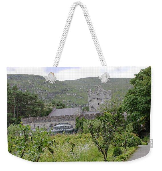 Glenveagh Castle Gardens 4287 Weekender Tote Bag