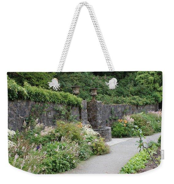 Glenveagh Castle Gardens 4288 Weekender Tote Bag