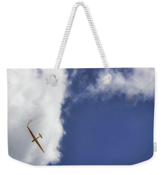Glider Weekender Tote Bag