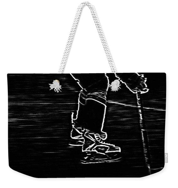 Gliding Weekender Tote Bag