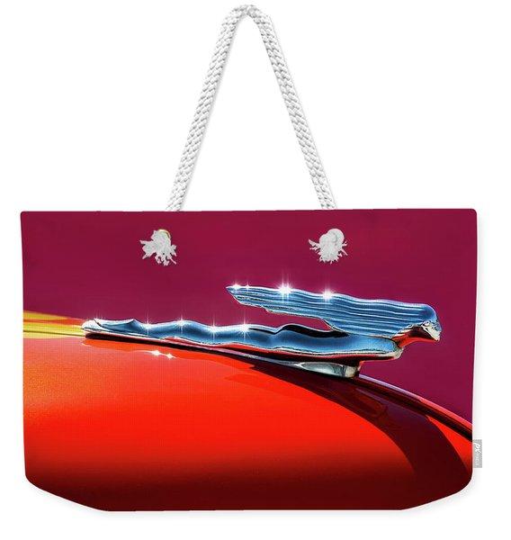 Glinted Beauty Weekender Tote Bag