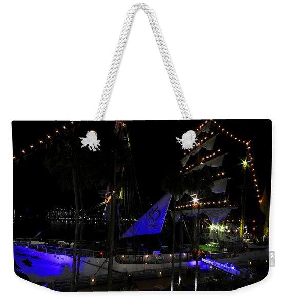 Gloria Of Columbia Weekender Tote Bag