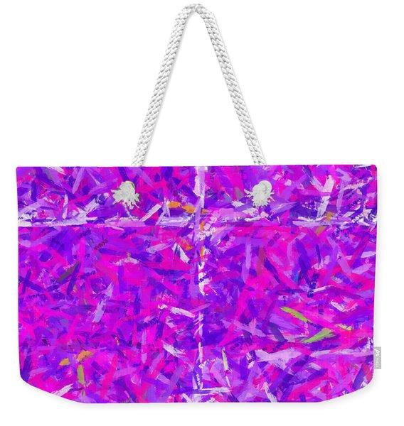 Glorifying Weekender Tote Bag