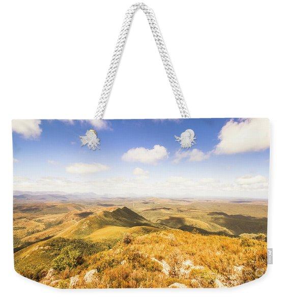Glorious Tasmania Weekender Tote Bag