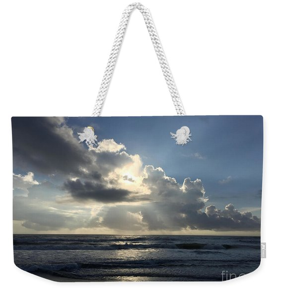 Glory Day Weekender Tote Bag