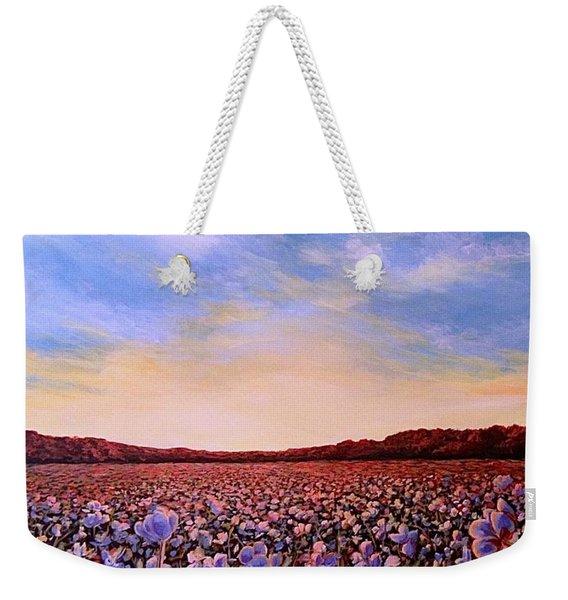 Glory Of Cotton Weekender Tote Bag