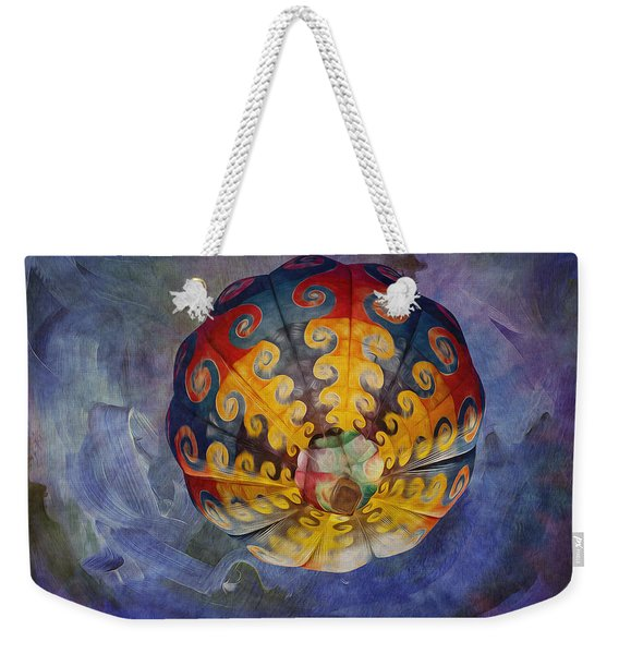 Glory Of The Sky Weekender Tote Bag