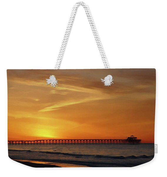 Glory Weekender Tote Bag
